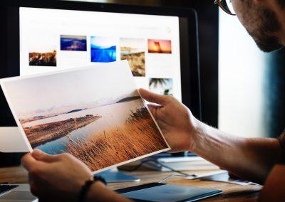 Grafisk formgivare