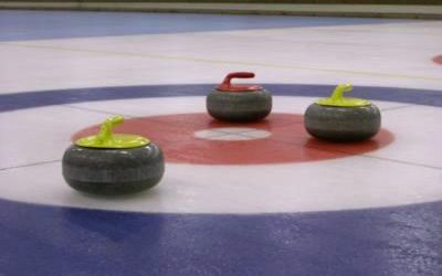 October 9th – Curling and mingle