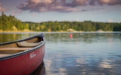 18/8 Söndagshäng med paddling