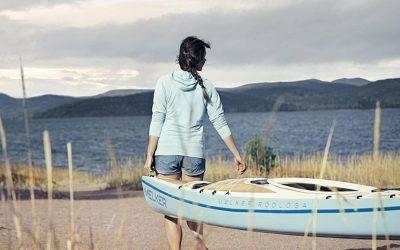 September 8th – Kayaking with Melker